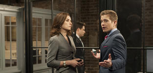 CBS President on The Good Wife Emmy Snub: I'm Pissed!