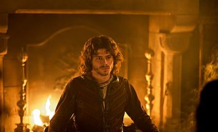 The Borgias Exclusive: François Arnaud Teases New Cesare In Season Finale