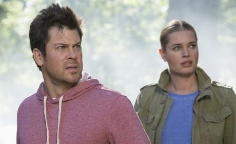 The Librarians Season 1 Episode 5 Review: And the Apple of Discord