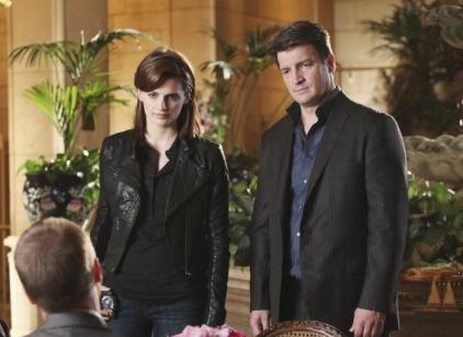 Watch Castle Season 2 Episode 8 Online