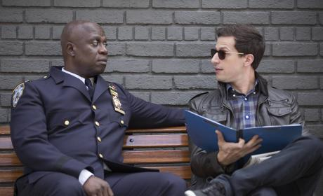 Finding a Serial Killer - Brooklyn Nine-Nine