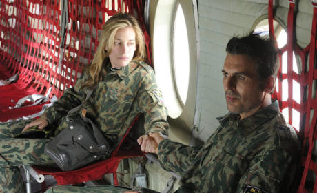 Covert Affairs Review: Planes, Trains and Prison Breaks
