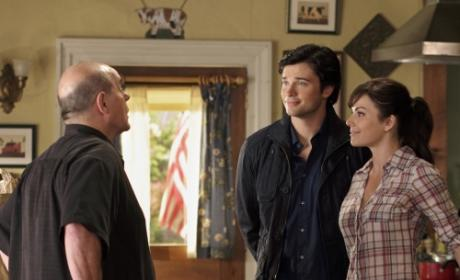 "Smallville Review: ""Ambush"""