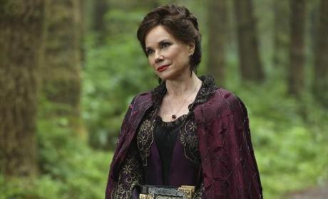 Barbara Hershey Returns