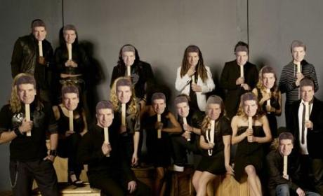 American Idol Spoilers: The Top 24 Photo!