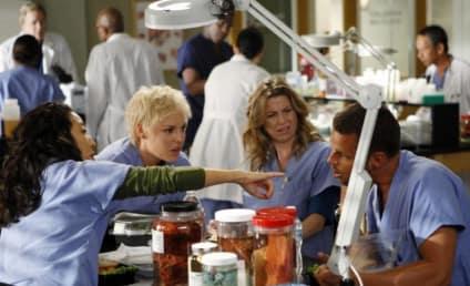 Grey's Anatomy Caption Contest CLXXIX