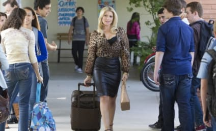 CBS Shake-Up: Bad Teacher In, Two and a Half Men on the Move