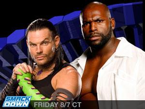 Jeff Hardy vs. Ezekiel Jackson