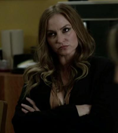 Drea de Matteo on SOA