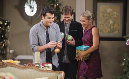 Days of Our Lives Photo Gallery: Sonny's Christmas Ornament