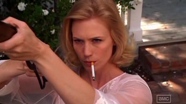 Betty Shoots Birds