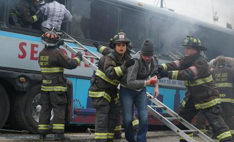 Chicago Fire Season 4 Episode 12 Review: Not Everyone Makes It