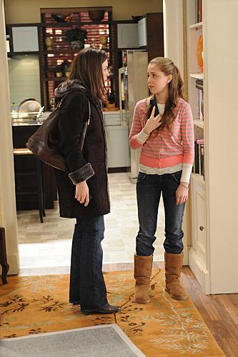 Alicia and Grace