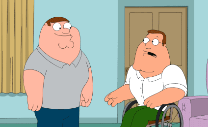 Family Guy Season 14 Episode 2 Review: Papa Has a Rollin' Son