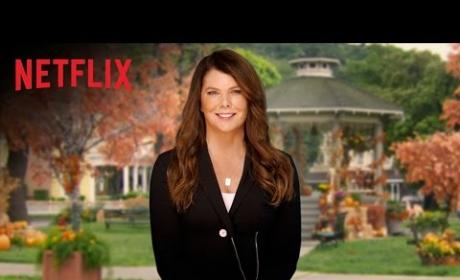 Lauren Graham Urges Gilmore Girls Binge Watch