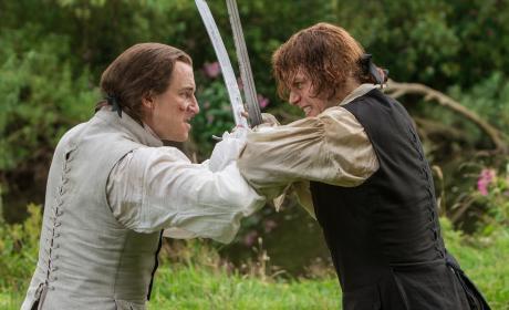 The Duel - Outlander Season 2 Episode 6