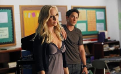 TV Fanatic Gives Thanks for Caroline Forbes, Homeland and More