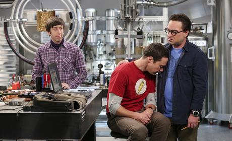 The Energy Drink - The Big Bang Theory
