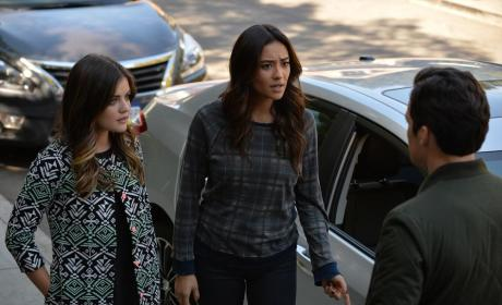 Angry Emily - Pretty Little Liars Season 5 Episode 22