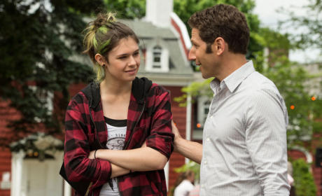 Nicole Maines on Royal Pains