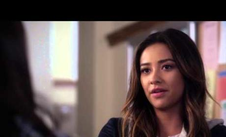 Pretty Little Liars Clip - Mona and the Rat