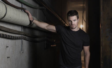 Stephen Amell Promo Photo