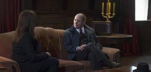 "Is Raymond ""Red"" Reddington Liz's father?"