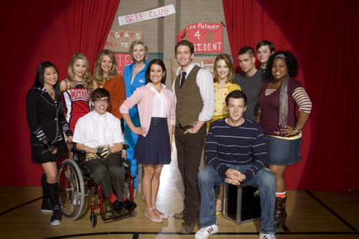 Glee Cast Picture