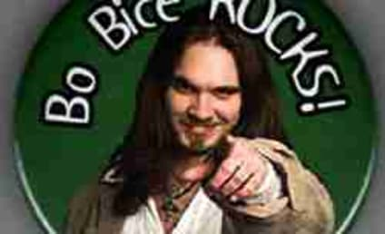 Remainder of Bo Bice Tour Cancelled