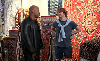 NCIS: Los Angeles Review: Love is Helmet Hair and an Itchy Sweater