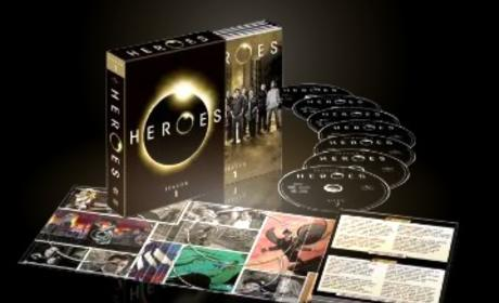 How to Win the Heroes Season One DVD