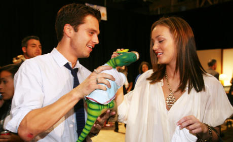 Leighton Meester and Sebastian Stan Engaged?