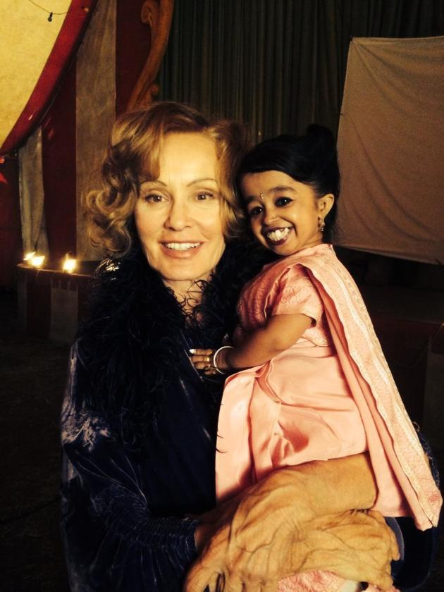 Jyoti Amge Picture