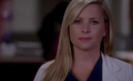 New Grey's Anatomy Clips: Who's Out?