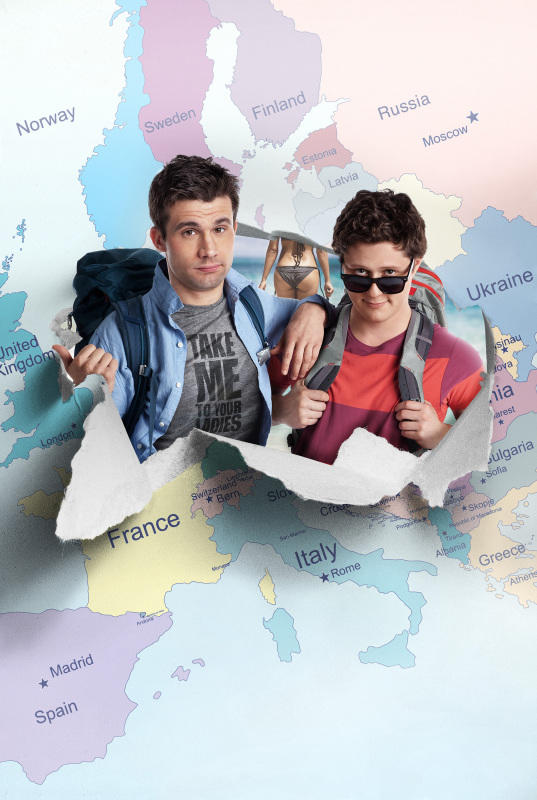 Backpackers, The CW, Monday, July 14