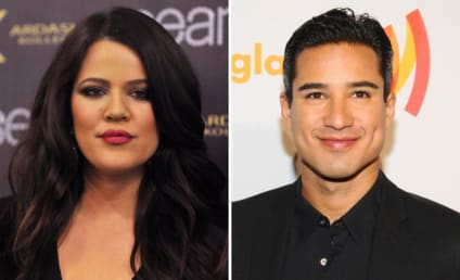 Khloe Kardashian and Mario Lopez Confirmed as X Factor Co-Hosts