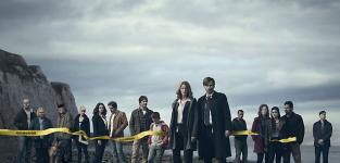 Gracepoint Series Premiere Photos