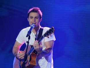 Kris Allen, Disco Night