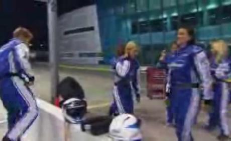 The Bachelor Sneak Peek: NASCAR Style!