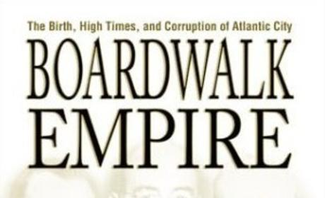 Boardwalk Empire Book