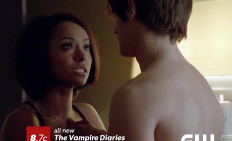 "The Vampire Diaries Promo - ""Dead Man on Campus"""