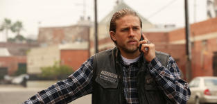 Jax on the Phone - Sons of Anarchy Season 7 Episode 12