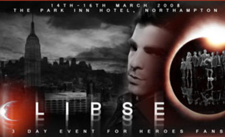 Zachary Quinto to Attend First-Ever Heroes Convention