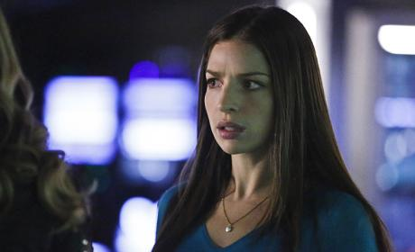 Samantha - Arrow Season 4 Episode 15