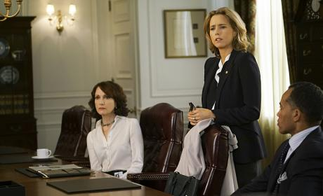 A Surprise Move - Madam Secretary