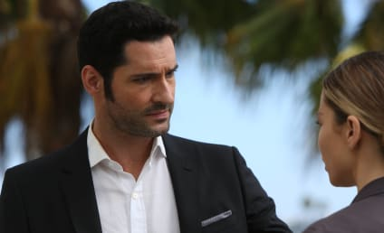 Lucifer Photo Preview: Life or Death!
