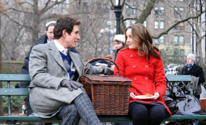 Gossip Girl Pictures From the Set: Blair Waldorf