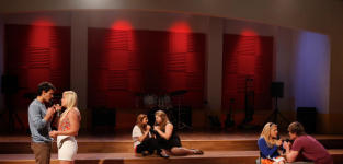 Glee Project Gets Romantic