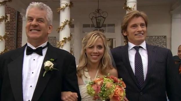 A Rescue Me Wedding