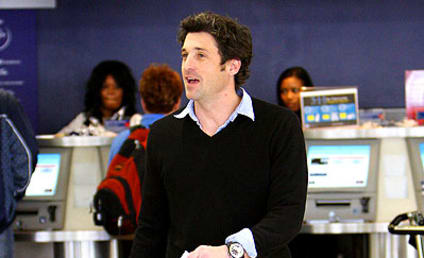 McDreamy: A Man on the Move